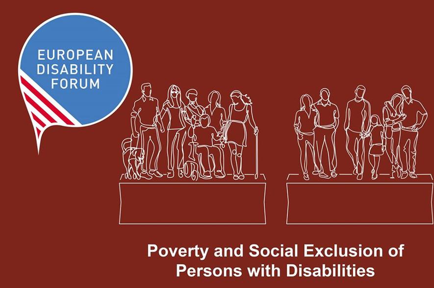 Pobreza e a Exclusão Social na Pessoas com Deficiência na UE